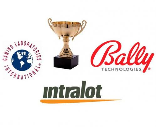 Intralot named true leader by ICAP; Bally Tech receive Flagler Award; GLI awarded service streams from OLG