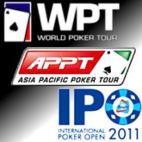 Poker results: APPT Macau, WPT Marrakech, Borgata Fall Open Championship