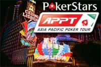 PokerStars APPT Macau