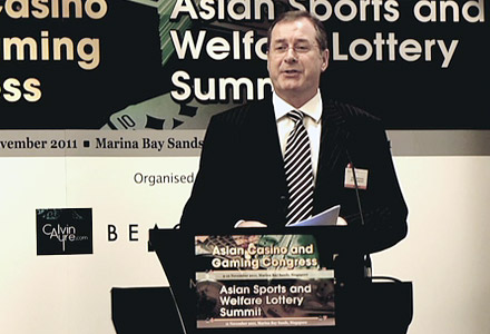 Asian Casino and Gaming Congress 2011 Day 2 Video