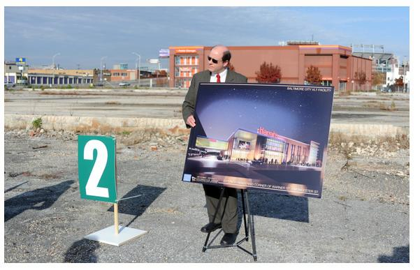 Caesars Entertainment promise Harrah's casino in Baltimore
