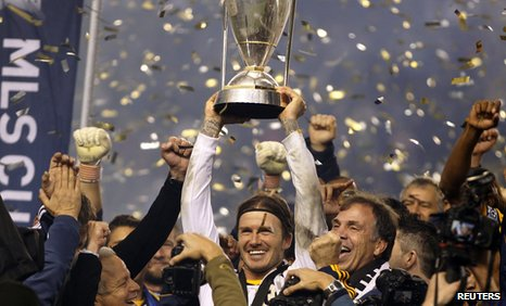 Beckham MLS legacy will not be a trophyless one