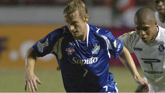 Footballer in North America comes out as taboo remains elsewhere