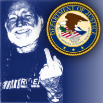 Dept. of Justice files Campos/Elie response, incorrectly fingers Willie Nelson