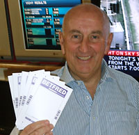 Industry veterans launch casino site; Betfred gets geezer bird on board for Goals Galore