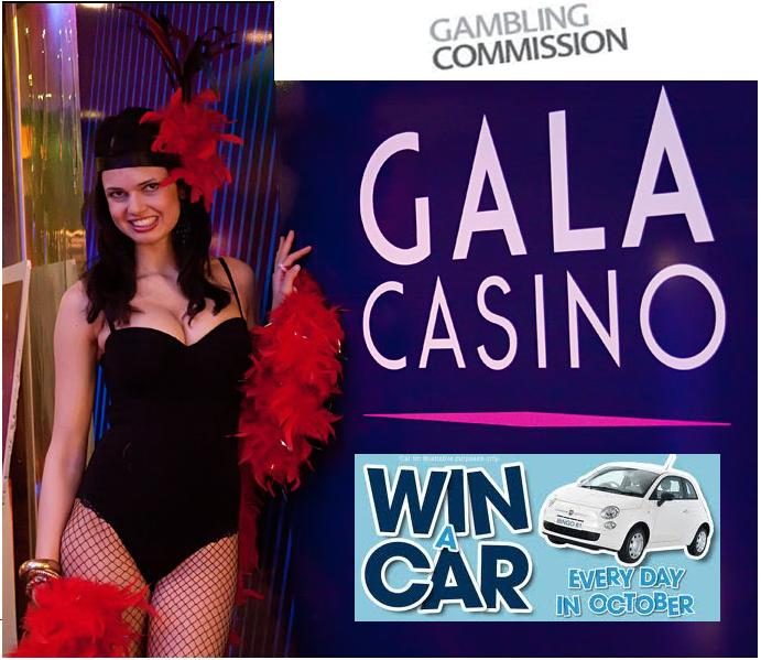 Gala Casino goes live; William Hill car prize left unclaimed; Gambling Commission hold regulation briefing
