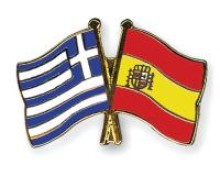 Greece and Spain