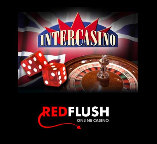 InterCasino unveil three new slot games; Red Flush set date for new casino lobby launch