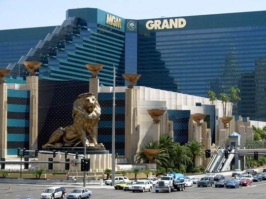 MGM helped out by Asia; Senecas unhappy at NY; Adelson heading for Spanish sun