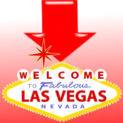 Nevada gaming revenue falls again; blame baccarat and Candy Spelling