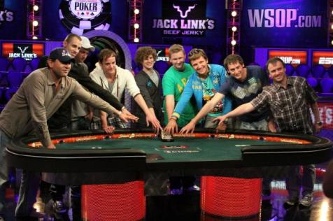 WSOP November Nine and the internationally diverse field
