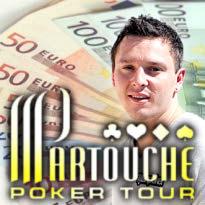 Trickett wins Partouche Poker Tour; Pius Heinz didn't watch WSOP broadcast