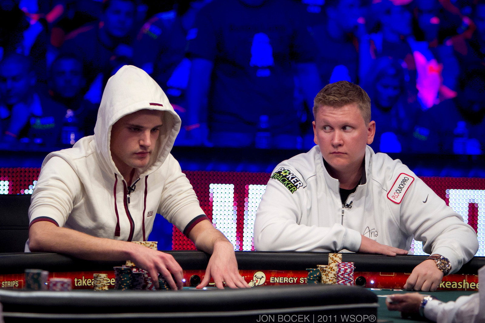 2011 world series of poker main event poker lotto rules
