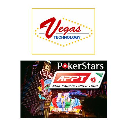 vegas technology pokerstars tour