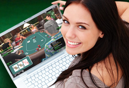 Want More Women In Poker? Play the Game for Fun
