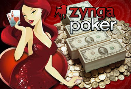 Zynga Online Poker and real money gambling