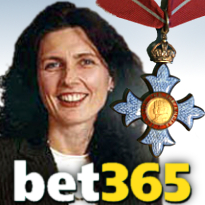 Bet365 founder Denise Coates named in Queen's New Year honors