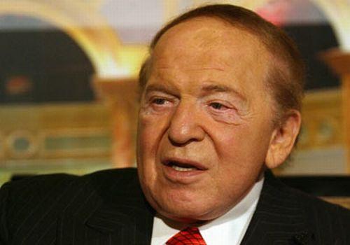 Sheldon Adelson combover hair