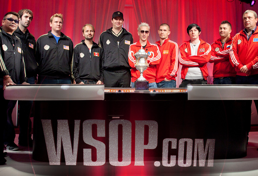 WSOPE® Premiere Episodes to Air on ESPN2 This Week