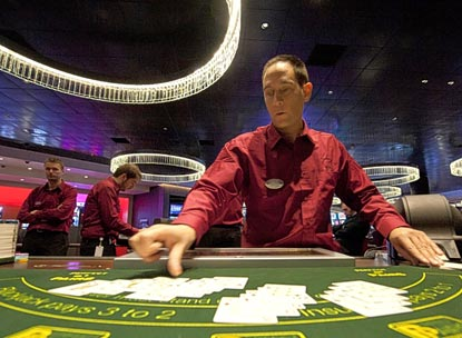London casino blows estimates out of the water; Singapore casino revenue could top seven billion dollars next year