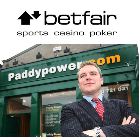 Betfair demonstrate impressive first half earnings; Paddy Power announce deal with BCLC