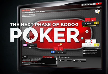 Bodog Network Poker Software Update