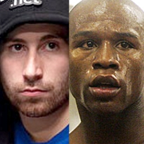 Jonathan Duhamel injured in home invasion; Mayweather gets 90 days in jail