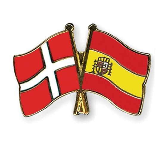 Denmark Spain