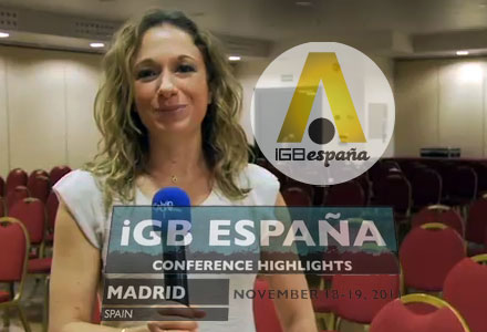 iGB España 2011 Highlights
