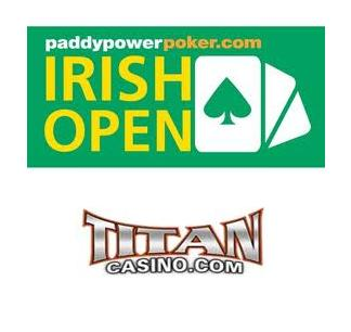 Paddy Power Poker to host Super Satellites for Irish Open; Titan Casino invite players to Great Christmas Giveaway