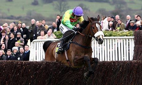 Kauto Star takes fifth King George title