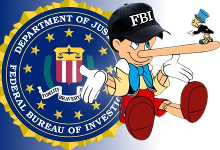 Lies the FBI tells