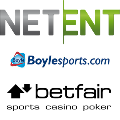 NetEnt gives the gift of mobile; Boylesports the gift of casino; Betfair the gift of sponsorship
