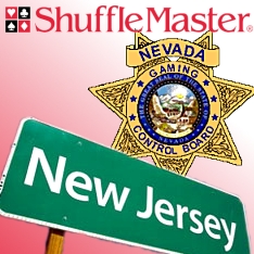 New Jersey votes for sports betting bills; Shuffle Master Nevada poker applicant