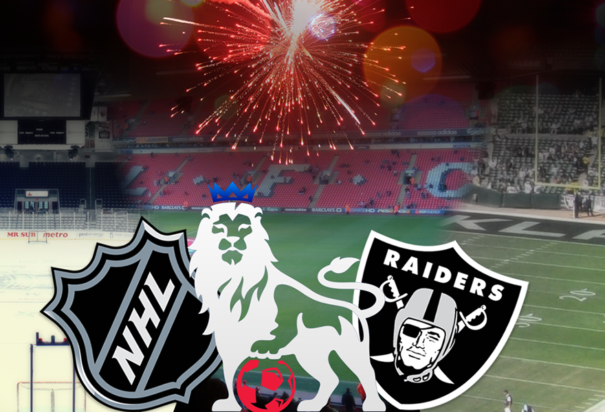 New Year's Sporting LineUp