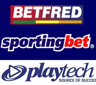 Sportingbet sees revenue gains; Betfred revamps mobile offering; Playtech acquires Ash Gaming