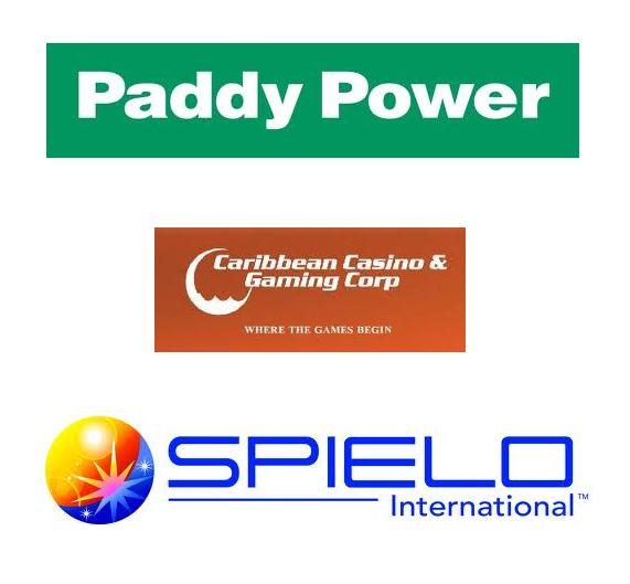 Paddy Power fall in Dublin trading; Caribbean Casino Gaming racetrack moving forward; SPIELOs Jackpot breaks payout records
