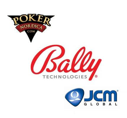 Poker Nordica launches new website; Bally Tech wins Manufacturing Strategy awards; JCM Global wins RFP for its iVizion bill validator