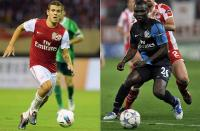 Wilshere and Frimpong