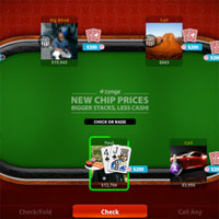Zynga Poker now on TV; TwinSpires facing ban in two states