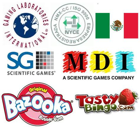 GLI and NYCE celebrate four sweet years; MDI Entertainment strikes bubble gum brand agreement; Tasty Bingo's Cracking new promo