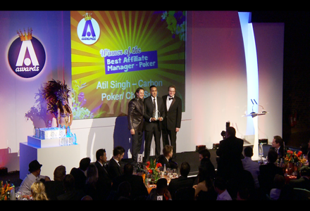 bet365 reign supreme at iGB Affiliate Awards