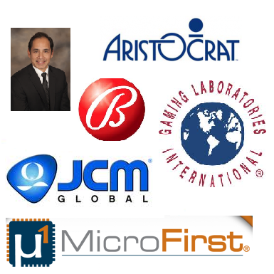 Aristocrat Technologies appoint senior director; GLI Canada's new global lottery group obtains WLA status; JCM Global deal with MicroFirst