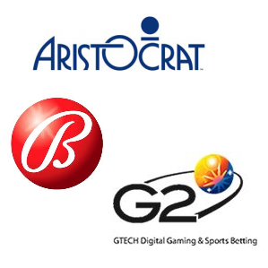 Bally Tech, Aristocrat and GTECH gear up for ICE