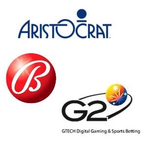 Aristocrat Bally Tech GTECH G2