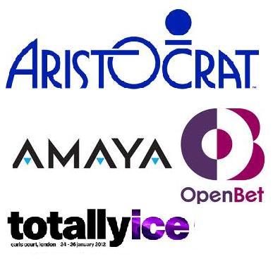 Aristocrat Amaya Gaming OpenBet