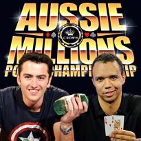 Speidel, Ivey earn Aussie Millions millions; Araya takes WSOP-C Choctaw