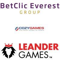 Betclic Cozy Games Leander Games