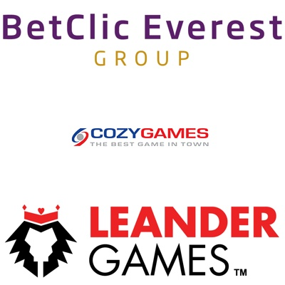 Betclic ends Marseille deal and loses another member; Cozy Games new COO; Leander Games provides Facebook slots