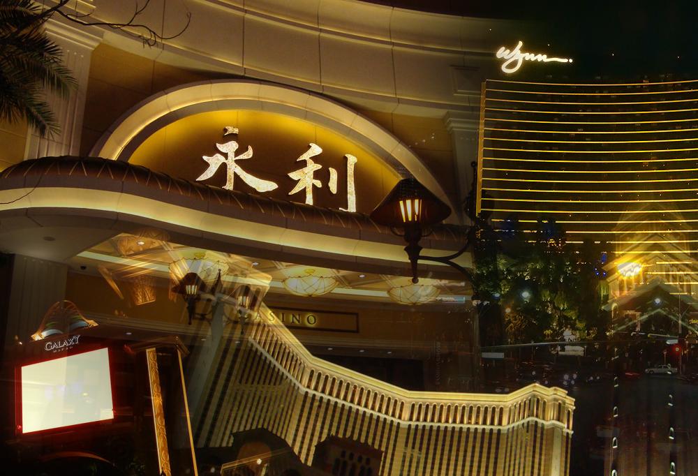 Wynn Gaming, Wynn Macau, Galaxy, Venetian Macau